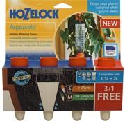 Hozelock Hozelock Aquasolo Plantbewateringsspike Small druppelsysteem - Oranje - 0-25cm