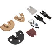 Westfalia Westfalia Multitool accessoires set, 9-delig
