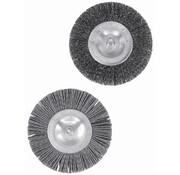 Grizzly Grizzly Vervangende borstels voor de elektrische vloerborstel EFB 401, 2 stuks