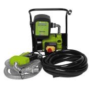 Zipper Zipper Diesel- en oliepomp met automatische uitschakeling en accessoires - 600W - ZI-DOP 600