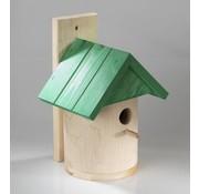 GartenMeister GartenMeister Mezen nestkast met sleutelgeheimcompartiment