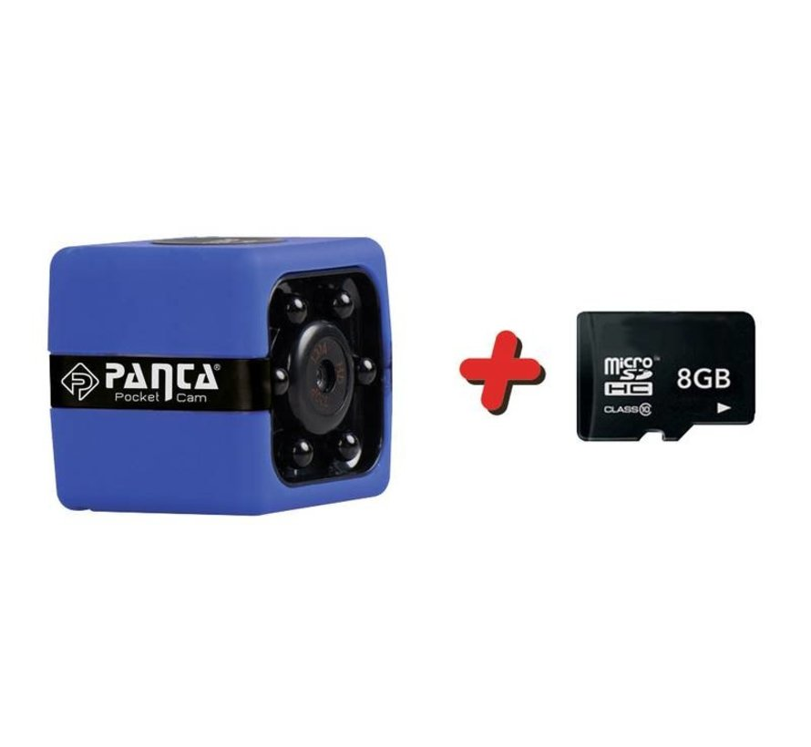 MediaShop Panta Pocket Cam HD mini camera met SD kaart
