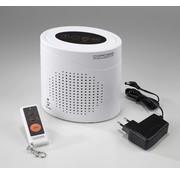 Cordes Cordes Elektronische waakhond CC-2200 met afstandsbediening tot 90 dBA