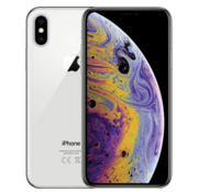 Apple Apple iPhone XS 64GB Silver - A-Grade