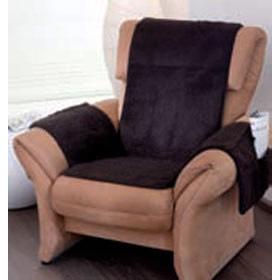 Comfortabel en praktisch deze stoelbeschermer is echt iets bijzonders! hij beschermt je stoel tegen slijtage ...