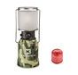 Kemper RVS draagbare gasverlichting met piëzo ontsteking + 1 gasbus