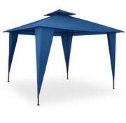 Deuba Deuba Paviljoen Sairee blauw 3,5 x 3,5m