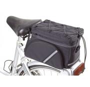 Generic Multifunctionele bagagedragertas zwart