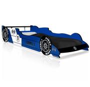 Deuba Deuba F1-racebed blauw