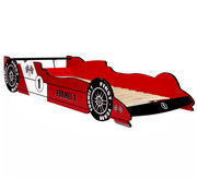 Deuba Deuba F1-racebed rood