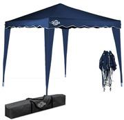 Deuba Deuba Vouwpaviljoen. party tent  Capri - Popup donkerblauw 3x3m