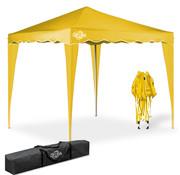 Deuba Deuba Vouwpaviljoen. party tent  Capri - Popup geel 3x3m