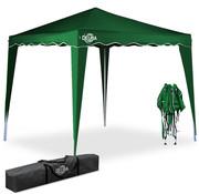 Deuba Deuba Vouwpaviljoen. party tent  Capri - Popup groen 3x3m