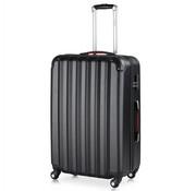 Deuba Deuba Hard case koffer Baseline XL zwart