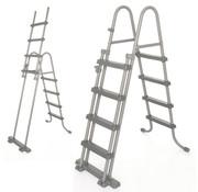 Bestway Bestway Zwembadtrap / veiligheidsladder 122cm
