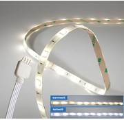 Wetelux LED strip - 100 cm / warm wit