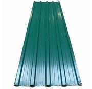 Deuba Deuba Groene wand en dakplaten 129x45cm