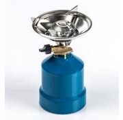 Kemper Kemper Gaskooktoestel met windbescherming 2050 W Blauw