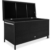 Deuba Deuba Steunbox / kussenbox met aluminium frame en uitneembare binnenvoering