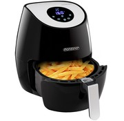 Deuba Deuba Airfryer 9-in-1 met touch display 3,6 liter - Zwart