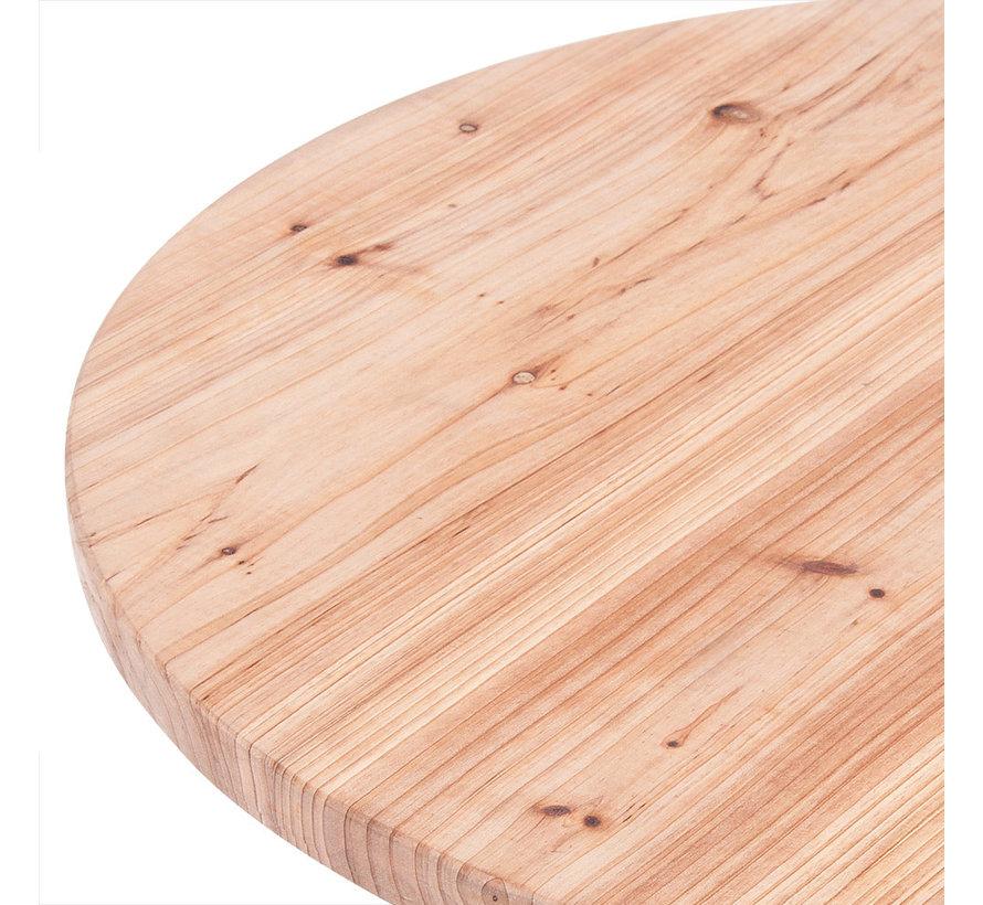 Party Sta- Bartafel  van massief hout 111 cm x Ø 78cm - inklapbaar!