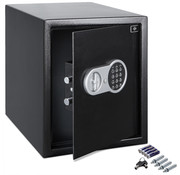 Deuba Deuba Elektrische documentkluis 35 x 40 x 40cm zwart