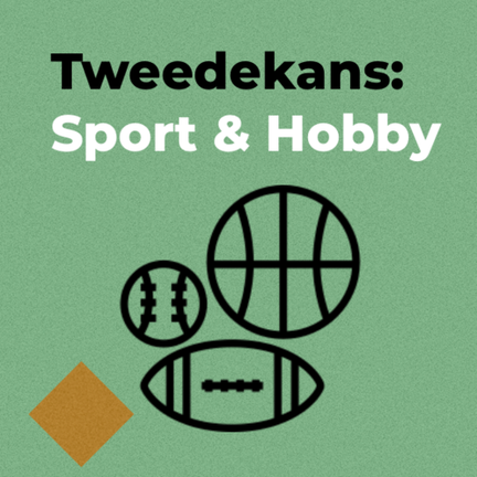 Tweedekans Hobby & Sport artikelen