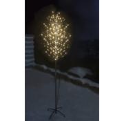 Generic Decoratieboom met 240 warme witte LED s, 2,4 meter
