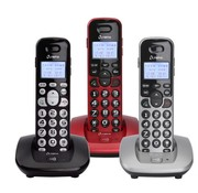 Olympia Draadloze DECT-telefoon, zilver