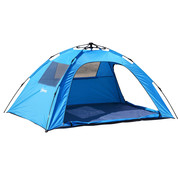 Sunny Sunny Pop-up tent voor 2 personen blauw 223 x 150 x 110cm