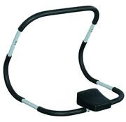 HOMdotCOM HOMdotCOM Buikspierentrainer Ab Roller fitnessapparaat