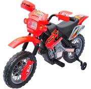 HOMCOM HOMCOM Elektrische kinderfiets Motorfiets - rood