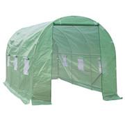 Sunny Sunny Tuinkas - Folie -  Groen 4,5 x 2 x 2m