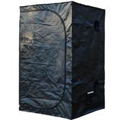 Outsunny Outsunny Growbox kweekkast zwart 1 x 1 x 2m