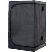 Outsunny Outsunny Growbox kweekkast zwart 1,2 x 1,2 x 2m