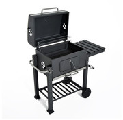 Outsunny Outsunny Houtskoolgrill BBQ 115 x 56 x 108cm
