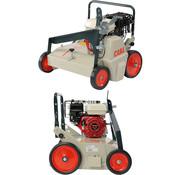 Cramer Cramer Verticuteermachine voor traktor cara 60t - honda gx160