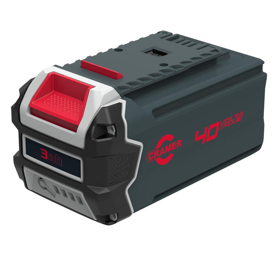 Cramer  Batterij - Gebruikbaar als USB-powerbank