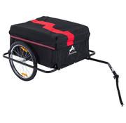 HOMCOM HOMCOM Transportaanhanger voor de fiets