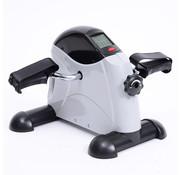 HOMCOM HOMCOM Mini fiets fitness machine voor in huis