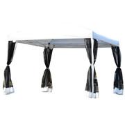 Sunny Sunny Luxe Partytent incl. Zijwanden - Waterafstotend - Wit 300 x 300 cm