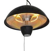 Outsunny Outsunny Elektrische warmtestraler in de vorm van een lamp