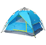 Outsunny Outsunny Pop Up Tent Automatisch 3-4 personen blauw 230 x 200 x 135 cm
