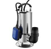Hyundai Hyundai dompelpomp 750W INOX RVS / waterpomp / vijverpomp / zwembadpomp / vuilwaterpomp / 13000 liter per uur