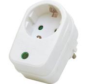 Goobay Bescherm apparaten met deze Os2 adapter