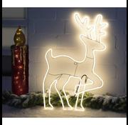 Generic LED neon kerstverlichting rendier