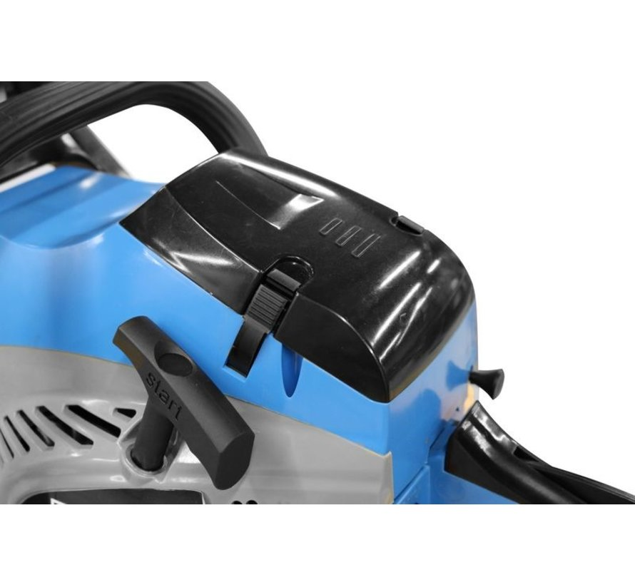 Güde benzine kettingzaag KS 450-53