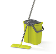 Cleanmaxx Mopemmer met wringer, limoengroen