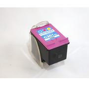 Compedo Geschikt voor HP Compedo Inktpatroon HP 301 XL kleur