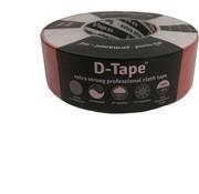 Deltaflix Deltaflix ducttape 50m/ 5cm - Rood